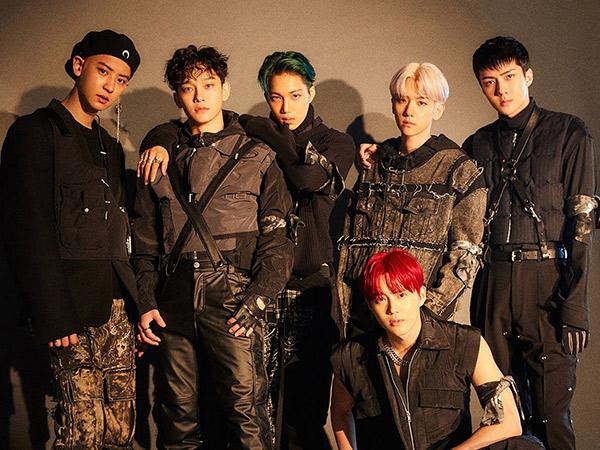 Album Baru EXO 'Obsession' Rajai Chart Musik Lokal Hingga Internasional