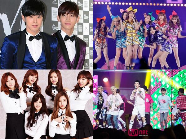 Simak Siapa Sajakah Grup Idola K-Pop dengan Jumlah Member Fanclub Terbanyak