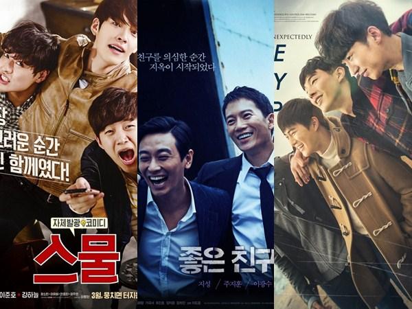 Yuk, Maraton Sederet Film Korea Bertema Persahabatan Ini Bareng Sobat Terbaikmu!