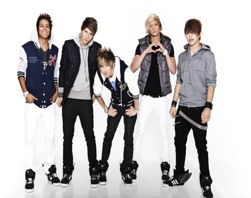 Heart2heart: Boyband Korean-Look� Asal Amerika