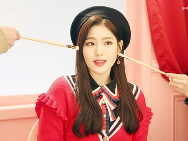 Hyeyeon gugudan Dikabarkan Harus Istirahat dari Kegiatan Grup