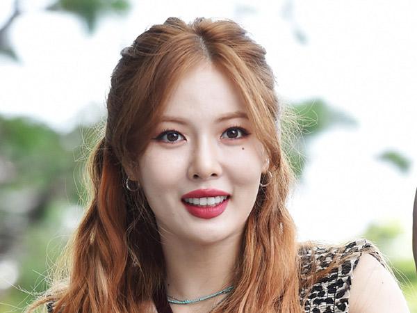 HyunA Update Kondisi Kesehatan Terkini, Usaha Tambah Berat Badan