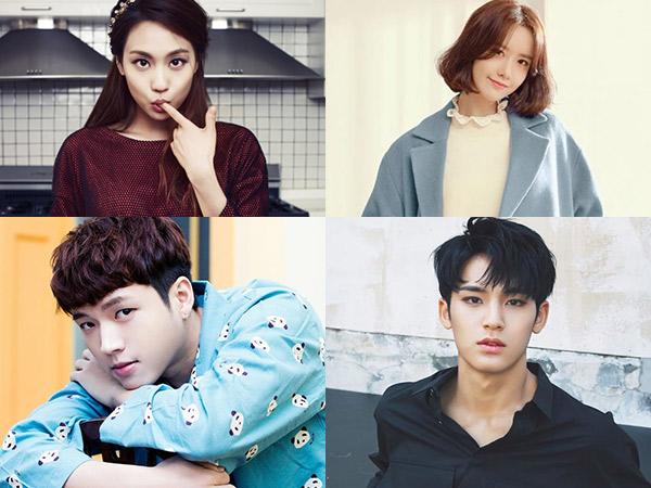 Daebak, Deretan Idola K-Pop Ini Ternyata Jago Masak Lho! (Part 1)