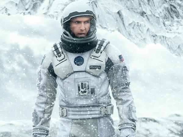Misi Luar Angkasa Penuh Imajinasi di 'Interstellar'