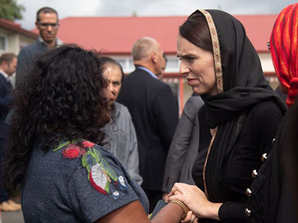 Kecam Terorisme, PM Selandia Baru Jacinda Ardern Bersumpah Tidak Pernah Sebutkan Nama Pelaku