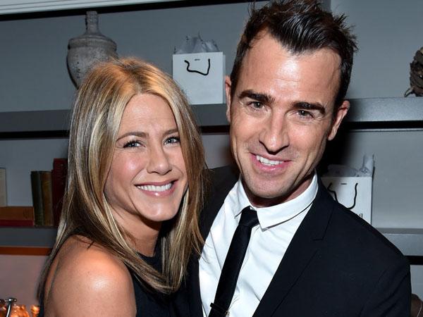 Selamat, Jennifer Aniston dan Justin Theroux Resmi Menikah