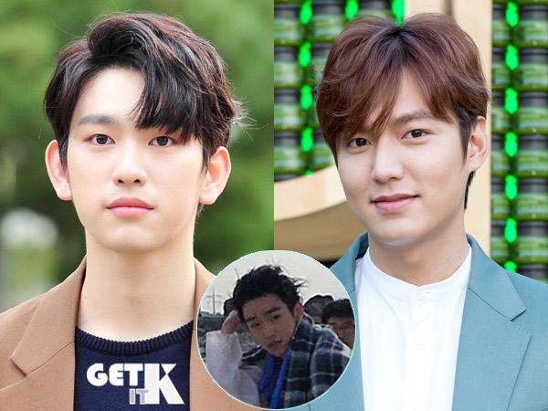 Mulai Ikut Syuting, Jinyoung GOT7 Dipastikan Jadi Lee Min Ho Remaja di 'Legend of The Blue Sea'