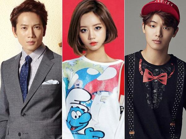 Jisung Konfirmasi, Hyeri dan Minhyuk Jadi Kandidat Selanjutnya Untuk Bintangi Drama 'Ddanddara'?