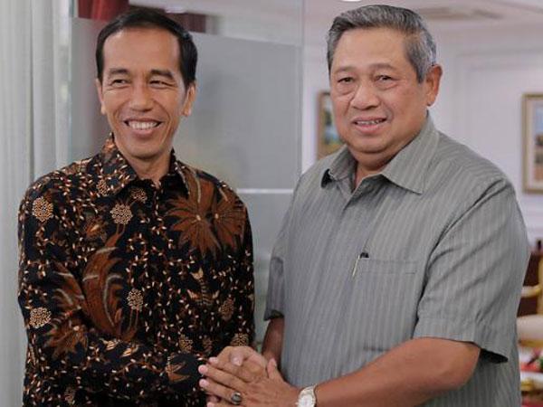 Gencar Lawan Hoax, Ini Tanggapan Jokowi Soal 'Curhat' SBY di Twitter