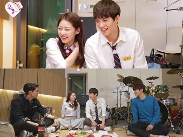 Member CNBLUE Buat Jonghyun Malu di Hadapan Gong Seung Yeon di 'We Got Married'!