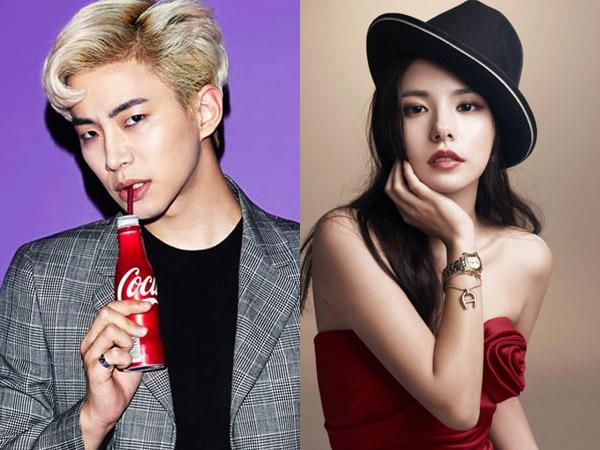 Setelah Taeyang, Min Hyo Rin Kini Jatuh ke Pelukan Junho 2PM!