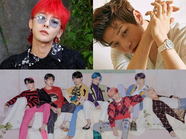 Para Idola K-Pop Pria yang Memimpin Tren Gaya Fashion 'Genderless' dari Brand Mewah