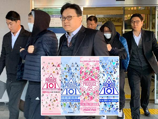 8 Orang Didakwa Atas Kasus Manipulasi Voting Seri Produce 101