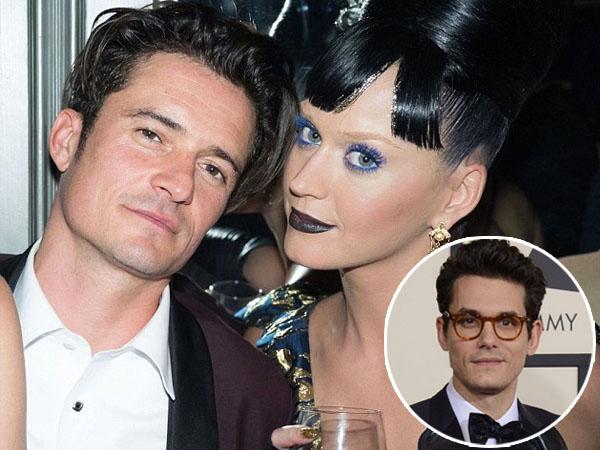 Kencan Orlando Bloom dan Katy Perry Jadi Canggung Gara-gara John Mayer?