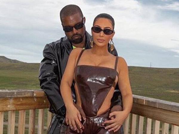 Kim Kardashian Bicara Soal Bipolar yang Diderita Kanye West