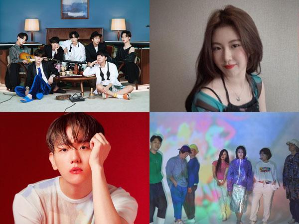 Pentingkan Musikalitas, Inilah Nominasi Korean Music Awards 2021