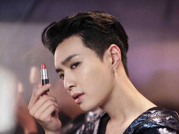 Lay EXO Didapuk Jadi Global Ambassador MAC Cosmetics
