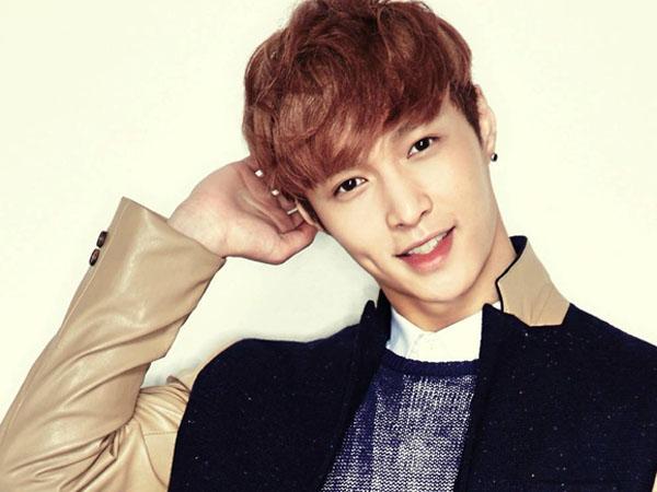 Balik Ke Korea, Begini Penampakan Lay EXO yang Cedera Saat Syuting Drama di Tiongkok