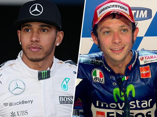 Lewis Hamilton Ingin Ikuti Jejak Valentino Rossi!
