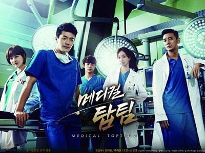 Serunya Tengok Para Dokter 'Medical Top Team' Saat Break Syuting