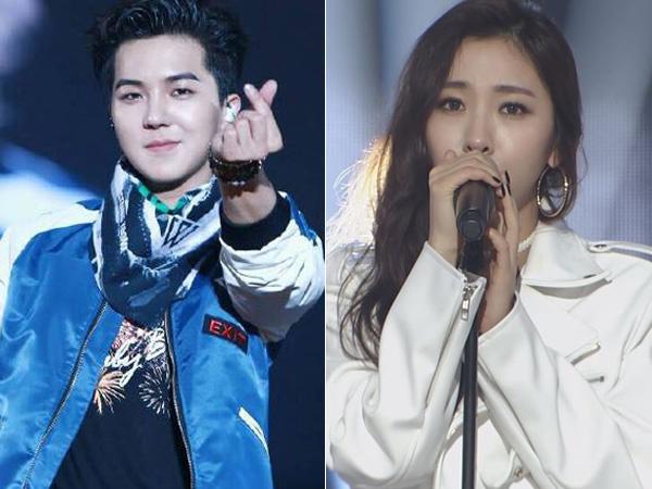 Dirumorkan Pacaran dengan Chanmi 'Produce 101', Mino WINNER Beri Klarifikasi