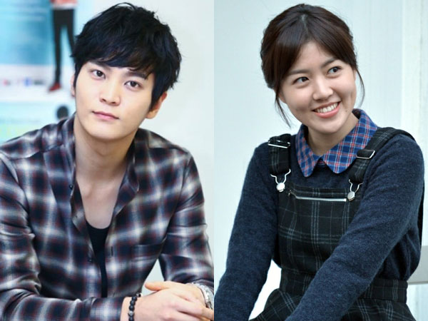 Syuting Perdana 'Tomorrow Cantabile', Joo Won & Shim Eun Kyung Langsung Klop!