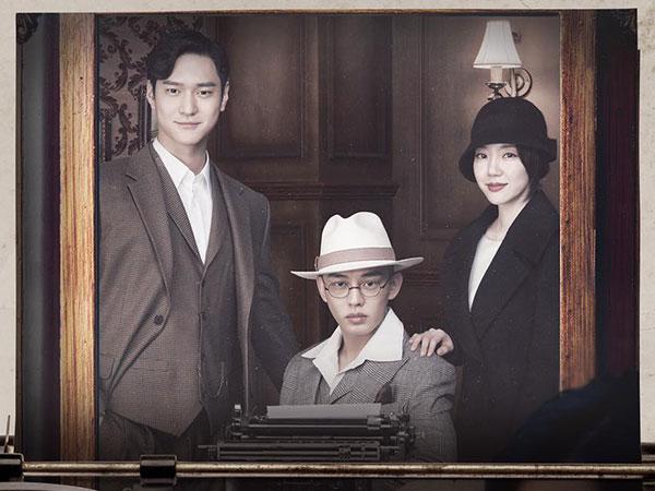 Simak Sederet Alasan Wajib Nonton Drama tvN 'Chicago Typewriter'!