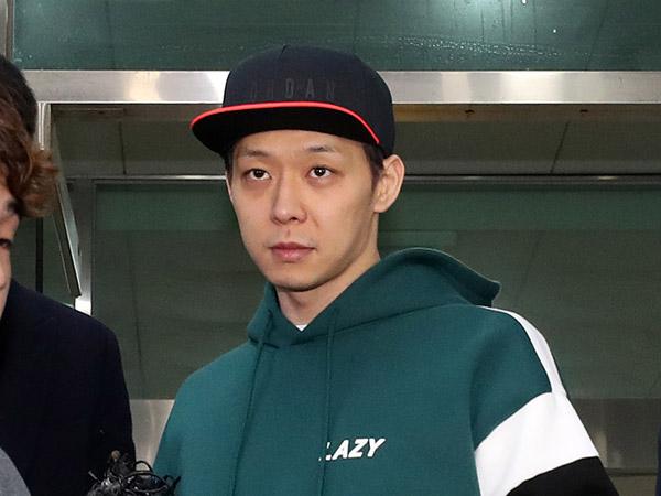 Polisi Secara Resmi Ajukan Surat Perintah Penahanan Park Yoochun