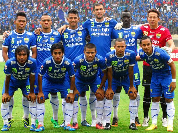 Siap Tampil di Play Off Liga Champions Asia, Ini Jersey Terbaru Persib Bandung!
