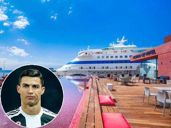 Mengintip Hotel Baru Pestana CR7 Milik Cristiano Ronaldo di Maroko