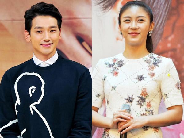 Rain dan Ha Ji Won akan Main Bareng di Drama Komedi Romantis Terbaru SBS?