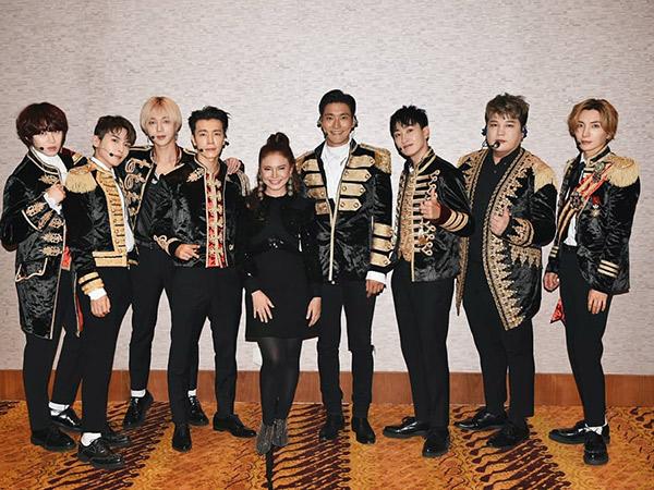 Rossa Ungkap Rasa Bahagia Bisa Kolaborasi dengan Member Super Junior