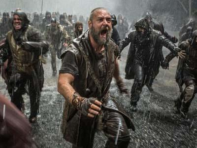 Bioskop Kebanjiran, Penonton di Inggris Gagal Nonton Film 'Noah'!