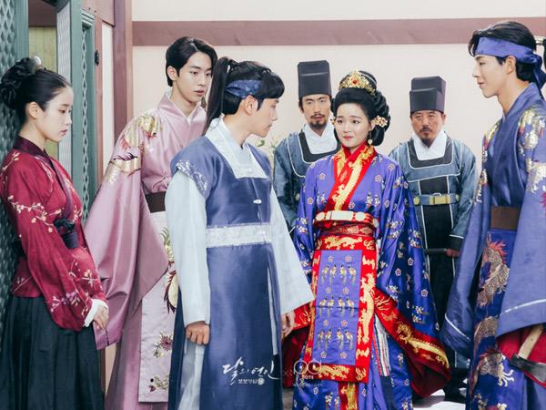 Alami Kemajuan Rating, Episode Drama 'Scarlet Heart' Bakal Diperpanjang?
