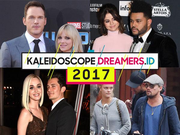 9 Pasangan Seleb Hollywood Ini Tiba-Tiba Putus Ditahun 2017