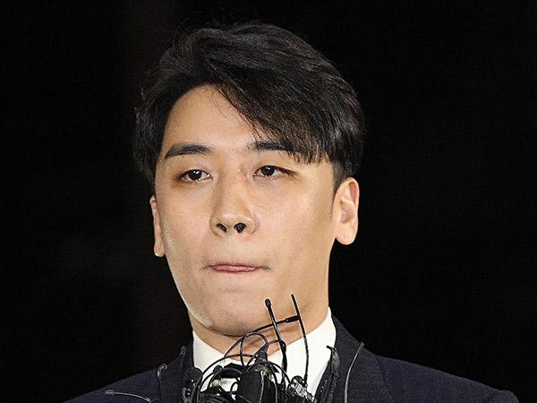 [BREAKING NEWS] Seungri BIGBANG Umumkan Pensiun Dini dari Dunia Hiburan