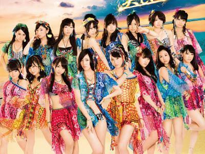 Wah, Lagu Baru SKE48 Jadi Lagu Tema Atlet Renang Jepang!