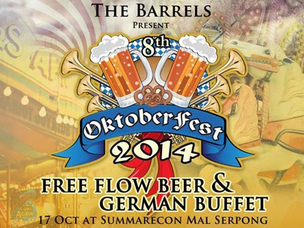 Oktoberfest, Hadirkan Keseruan Budaya Jerman di Summarecon Mall Serpong!