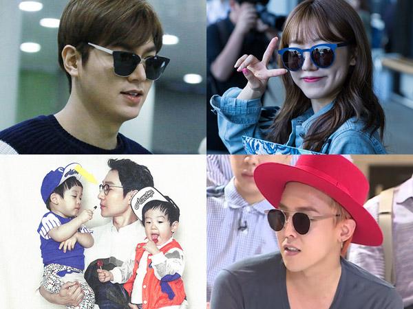 Ini Dia Brand Kacamata Korea yang Tengah Digemari Para Seleb dan Idola K-Pop