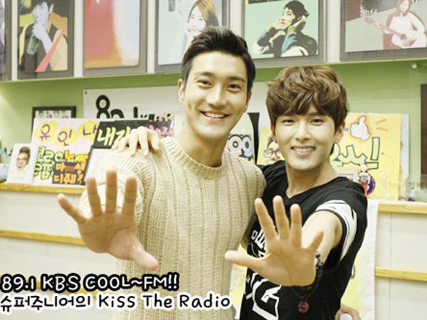 Kocaknya Ekspresi Wajah Siwon dan Ryeowook Super Junior Saat Adu Nada Tinggi!