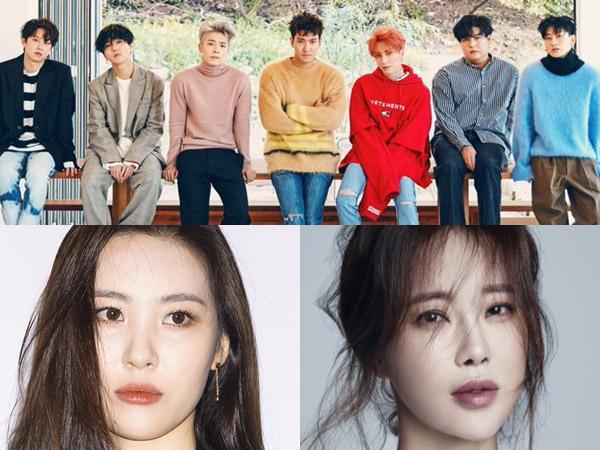 Super Junior Hingga Sunmi Berkolaborasi Nyanyikan Theme Song Olimpiade Pyeongchang 2018