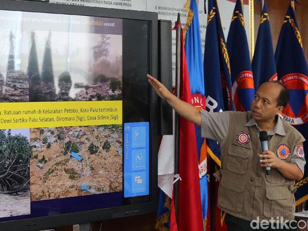 Deretan Kinerja Tim SAR yang Mulai Evakuasi Korban Gempa dan Tsunami di Sulawesi Tengah