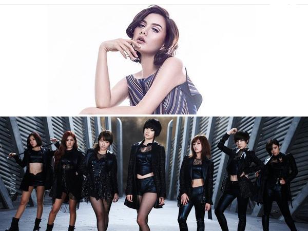 Penyanyi Vicky Shu Rilis Ulang Lagu 'Cry Cry' T-Ara Versi Bahasa Indonesia