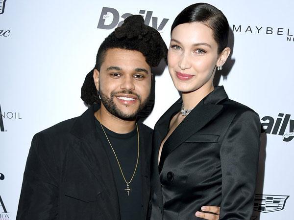 The Weeknd Pamerkan Foto Bukti Balikan Dengan Bella Hadid?