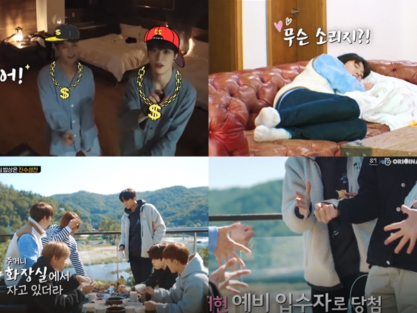 NCT LIFE in Chuncheon & Hongcheon Ep 09: 'Member' Baru yang Berkunjung dan Tantangan Dadakan