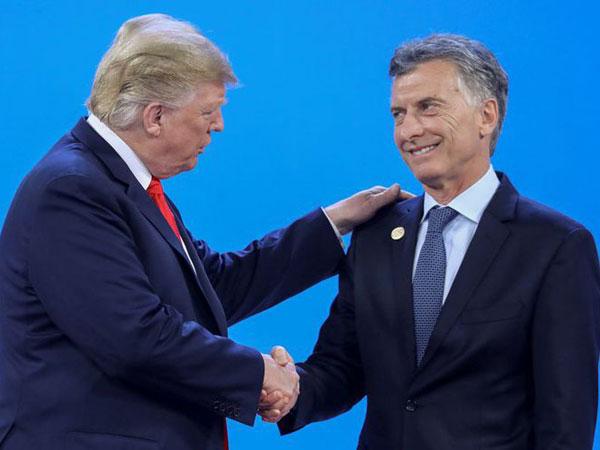 Momen Kocak yang Dilakukan Donald Trump Pada Tuan Rumah KTT G20 di Argentina