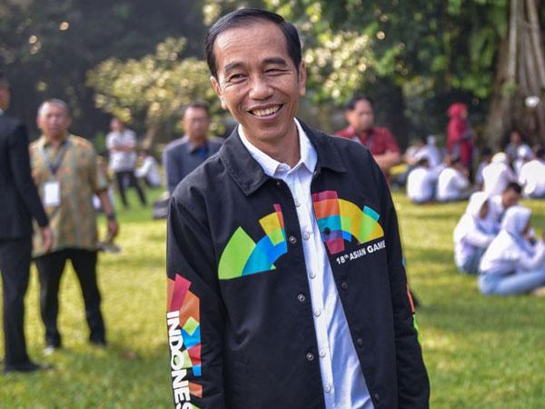 #HBDJokowiKerjaPakaiHati Jadi Trending Topic di Hari Ulang Tahun Presiden Jokowi