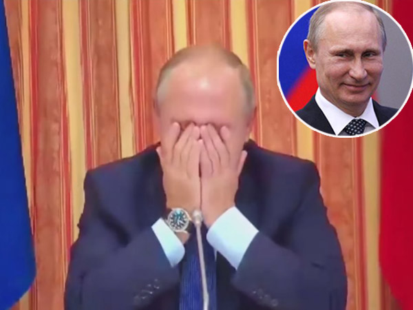 Tawa Geli Presiden Putin Soal Ekspor Daging Babi Rusia ke Indonesia, Ada Apa?