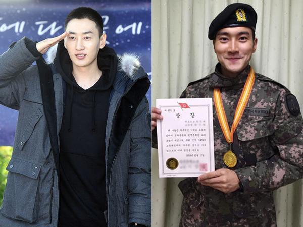Eunhyuk dan Siwon Super Junior Beri Kabar Terbaru Mereka di Militer