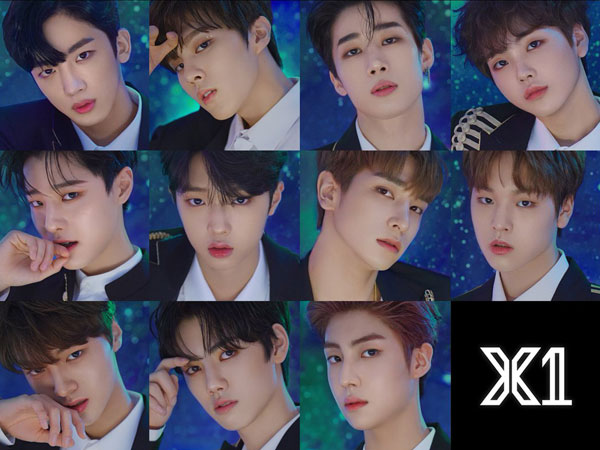 Grup Jebolan Mnet 'Produce X 101' X1 Pastikan Tanggal untuk Debut Show-con